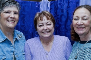 3 of our Best Psychic Alison, Phyl and Mariechen